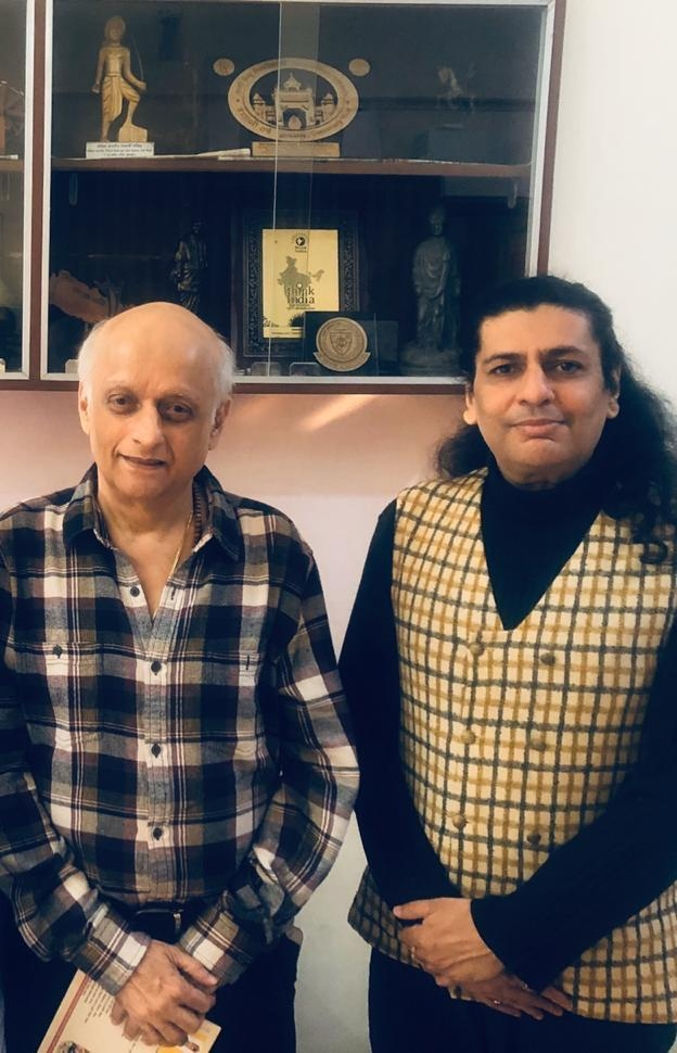 Mukesh Bhatt and Somesh Mathur